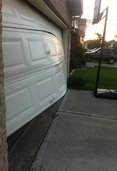 Garage Door Off Track Service Aliso Viejo